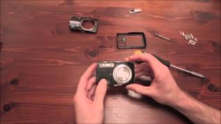 How to make a DIY IR night vision camera with a point and shoot camera in 10 minutes