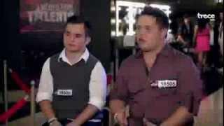 Hermanos Figueroa - Aquí Estoy Yo - Mexico Tiene Talento 2014