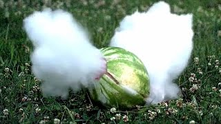 "Fantastic ""Works"" Explosion - In Super Slow Motion HD 