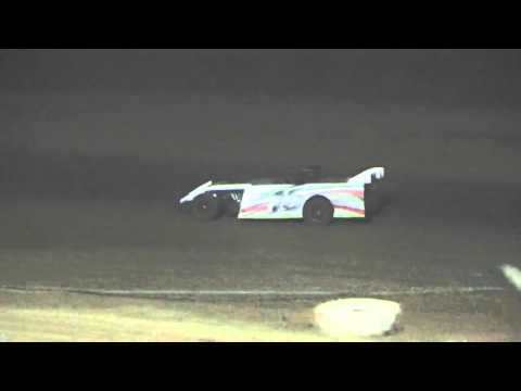 Ark La Tex speedway pro mod heat 2 9/26/15