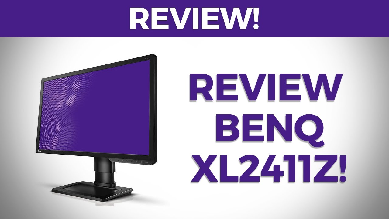 REVIEW: Benq XL2411Z - Monitor Gamer 144hz e 1 ms de resposta!