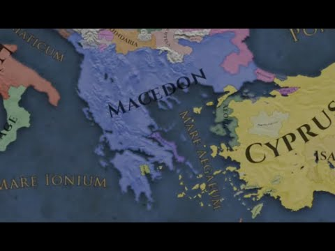 Imperator: Rome | MACEDON CAMPAIGN #9 - Bloody Expansion Out Of Greece