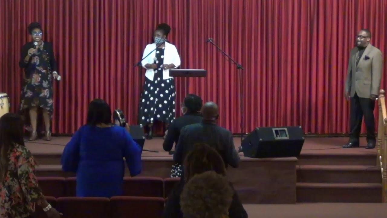 Praise Temple Church of God Sunday Service