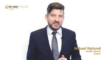 MoneyFintech 2017: Mikael Nylund
