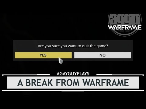 Warframe: Taking a Break from Warframe [thedailygrind]