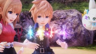 World of Final Fantasy - Trailer E3 2016