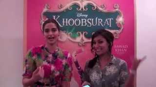 Sonam Kapoor on Friday's With MissMalini #ChicksRule #DisneyKhoobsurat