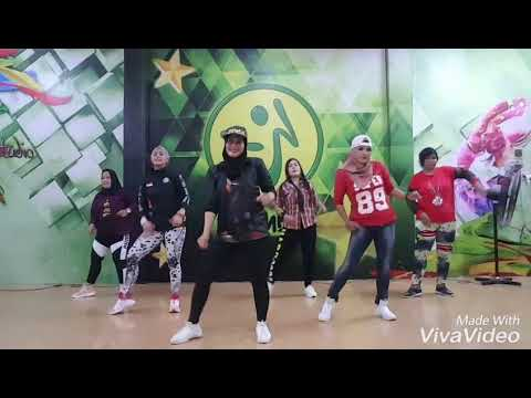 Dame Dame || Claydee Ft Lexy Panterra|| Zumba Fitness