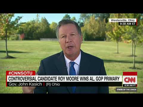 John Kasich hints at leaving GOP if party isn