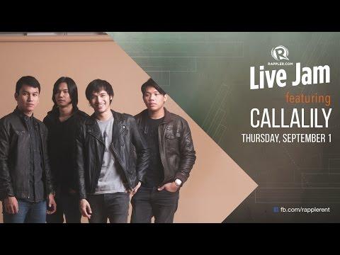 Rappler Live Jam: Callalily