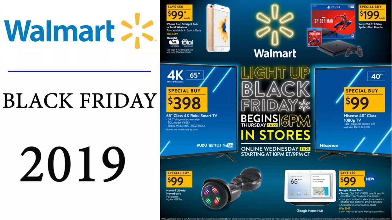 Black Friday En Walmart 2019 Youtube