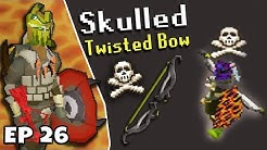 SHE *SKULLED* WITH A TWISTED BOW?! - SpawnPk From Scratch (#26) *600b+ GIVEAWAY* - RSPS Pking 2020