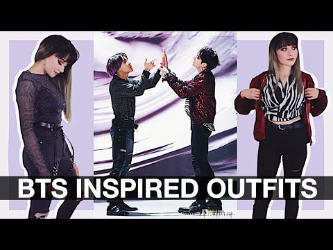 BTS Fake Love Inspired Outfits
