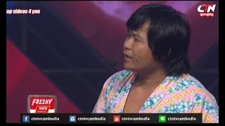 khmer comedy at ctn tv, ctn funny clip 17 November 2017
