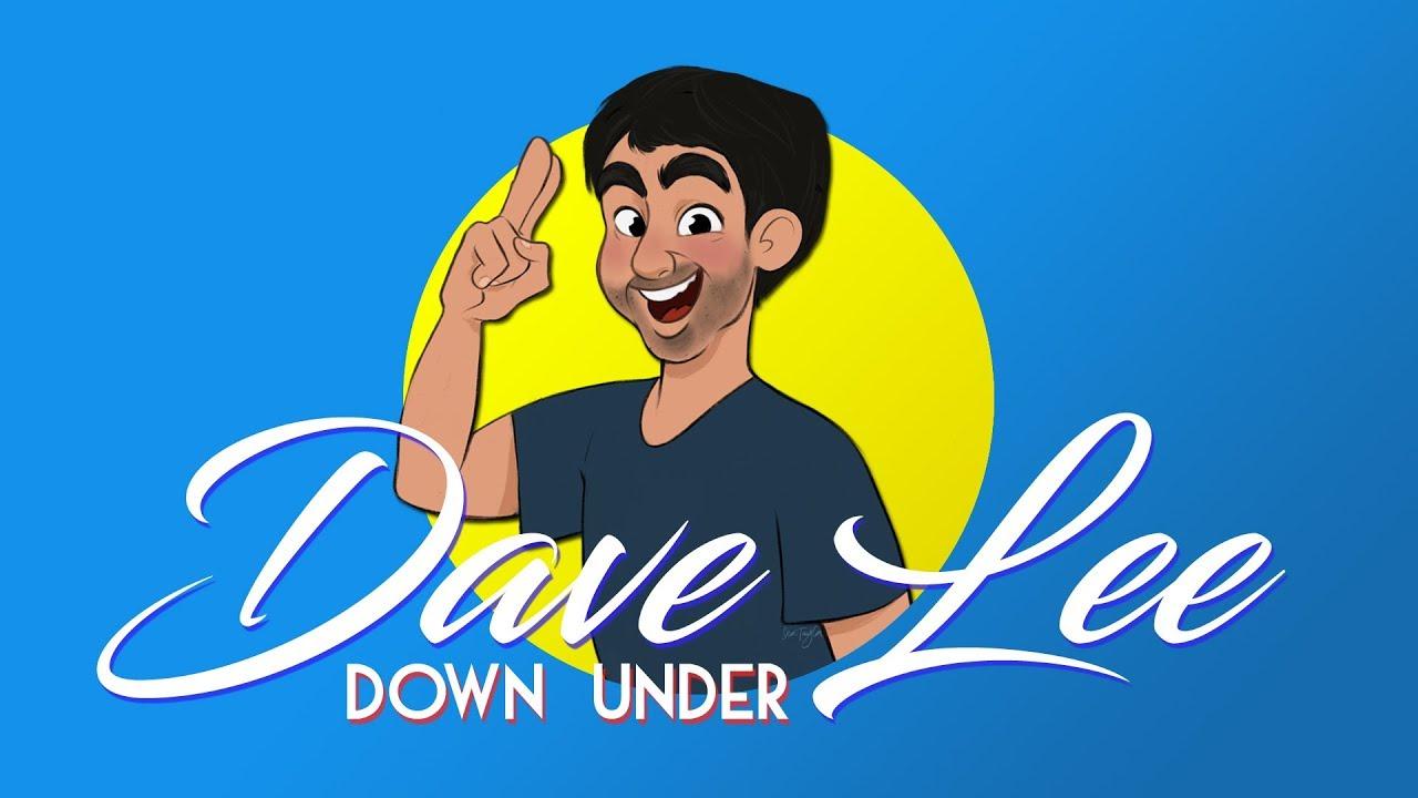 Download Dave Lee Down Under - Channel Trailer