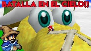 Batalla contra el Tortugon !! - Jugando Super Mario 64 Last Impact con Pepe el Mago (#9)