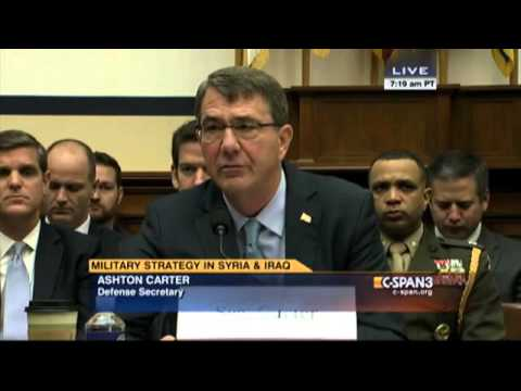 House Armed Services Committee Dec 1 2015