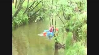 descente de la Leyre, la petite Amazone, en canoë