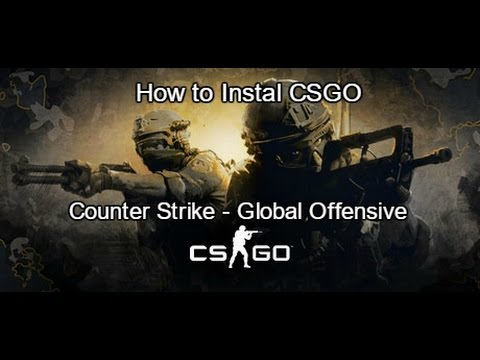 How To Instal CS GO With PC KEY CODE VPN Download