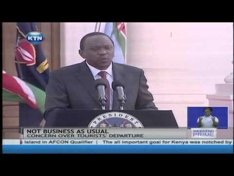 Travel advisory by the US government dents Kenyan tourism prospects