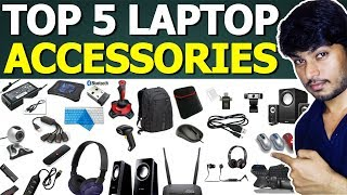 Video Top 5 Best Laptop Accessories / Gadgets - You Must Have! download MP3, 3GP, MP4, WEBM, AVI, FLV Agustus 2018