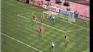 Italia 90 - Inglaterra 1 Bélgica 0 - Octavos de Final