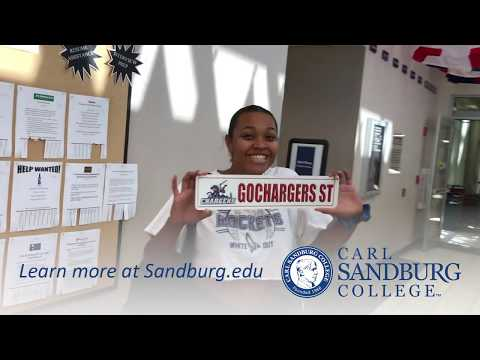 We Fit Your Needs at Carl Sandburg College