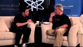 Edip Yuksel (E) vs. David Silverman, President of American Atheists Organization 6/9