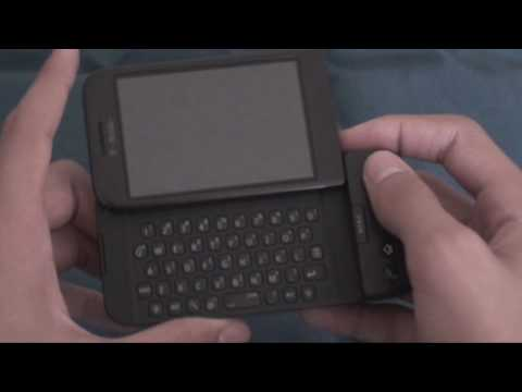 T-Mobile G1/HTC Dream Advanced Hardware Review!