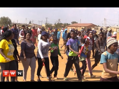 South African Coligny protests: Calm restored but for how long