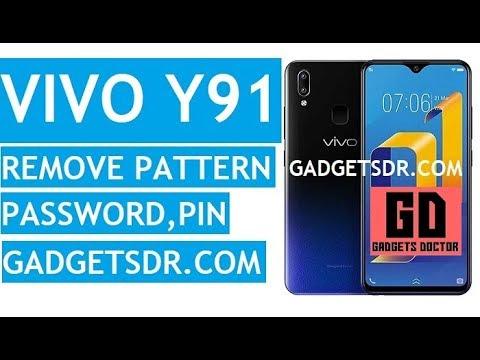 Remove Vivo Y95 Pattern lock, Pin, Password With MRT Tool