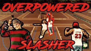 OMFG SLASHERS ARE OVERPOWERED !!! | NBA 2K17 MY PARK | SPEEDBOOSTING, CRAZY DUNKS | 6'5 POINT GUARD