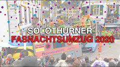 Solothurner Fasnachts-Umzug 2020