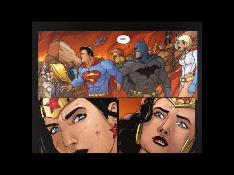 Amazons Attack 06  of 06 [comic book]