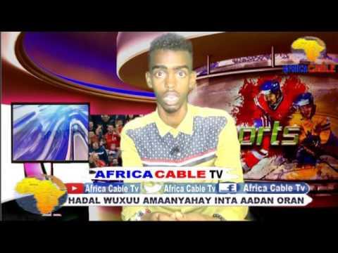 XUBINTA CAYARAHA EE WARKA AFRICA CABLE TV BY MAXAMED AXMED DIITE 27 3 2017