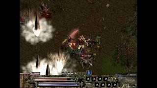 ShadowFlare gameplay