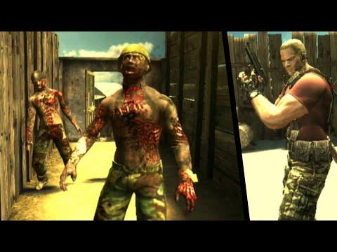 Resident Evil: The Darkside Chronicles ... (Wii)