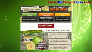 Advanced Garcinia Cambogia Review –  Loss Weight Naturally With Advanced Garcinia Cambogia
