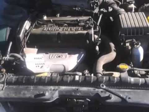 Removing Starter And Replacement 2002 Hyundai Sonata