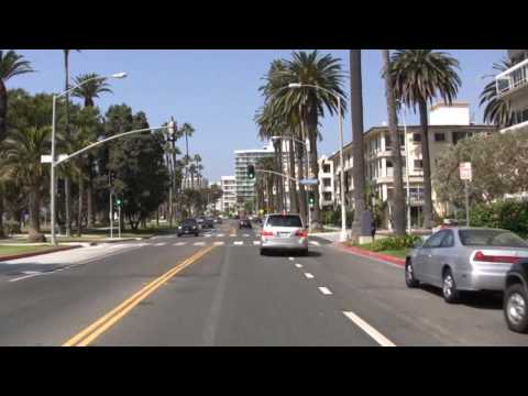 Santa Monica Pacific Palisades California ( HD ) SEE INFO BELOW