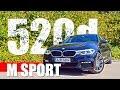 BMW 520d Sedan M Sport Sürüş İzlenimi