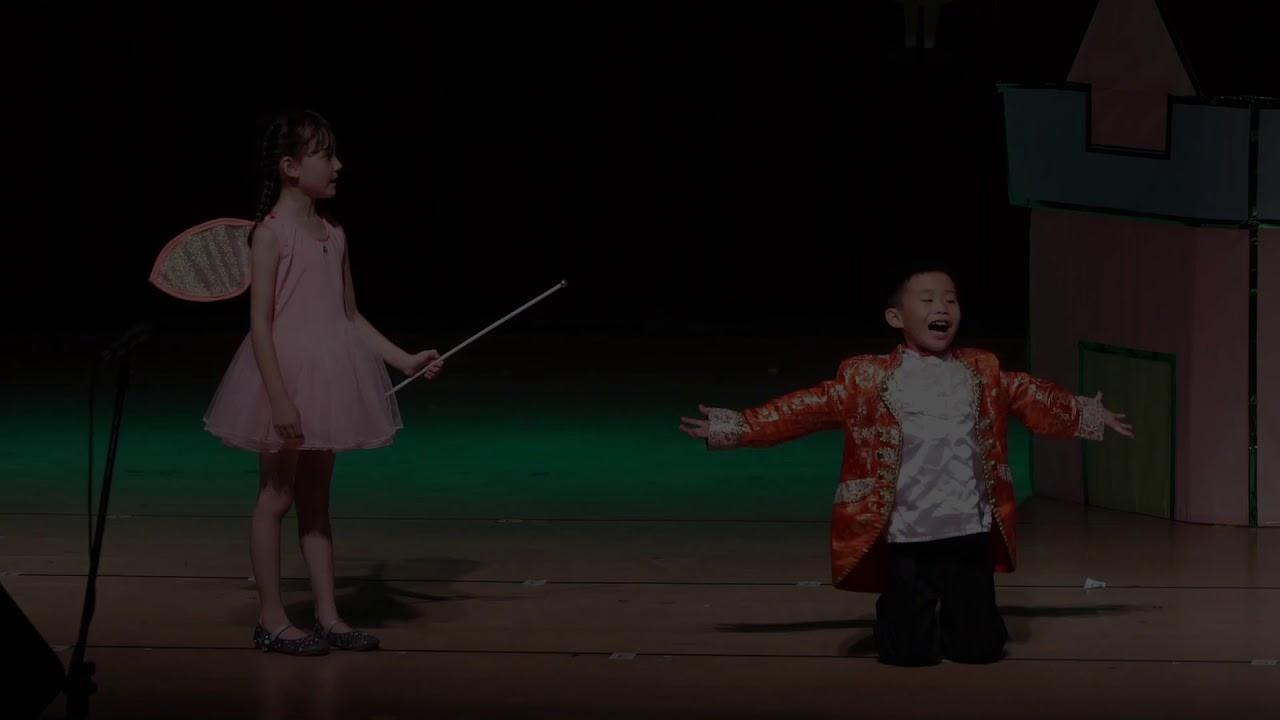 康寧英語-幼兒園話劇 Beauty&Beast
