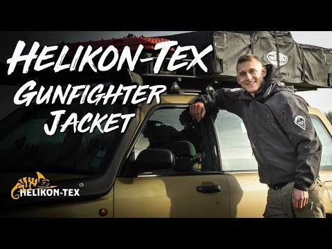 Helikon-Tex Gunfighter Jacket Review - My Favorite Tactical Softshell !