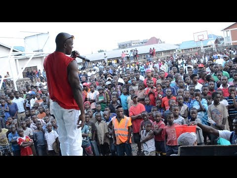 Goma: BLACK-MAN BAUSI rend hommage au policier Chance KITSA abattu en plein exercice
