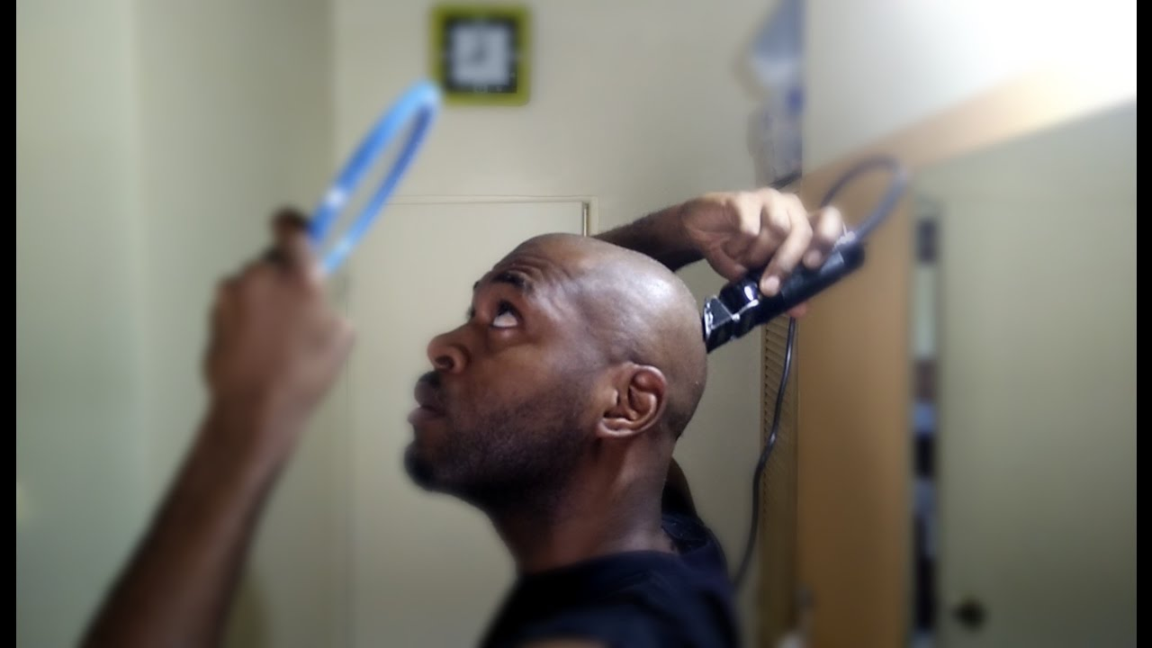 How to do a Bald hair cut using the Oster model 12 clipper