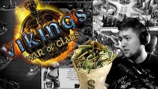 САМАЯ ПРОПЛАЧЕННАЯ ИГРА НА ЮТУБЕ, ОБЗОР ➤ Vikings: War of Clans / ВИКИНГИ
