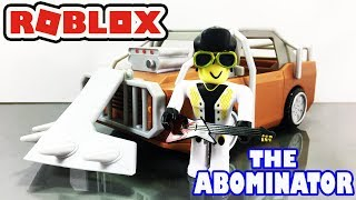 The Abominator! 😎 Taking Care of Business 😎 - Action Series 3 Toy Pack - Roblox Toys Unboxing 😄