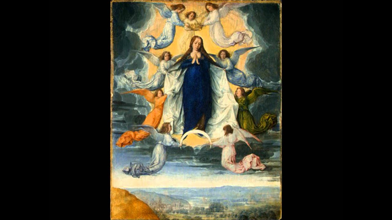 ascend Did into heaven mary