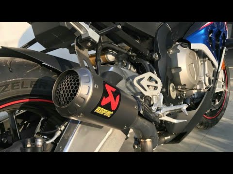 Akrapovic Motogp 2018 Bmw S1000rr Full System Youtube