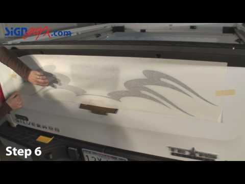 how-to-install-a-vinyl-graphic-on-a-car